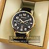 Мужские оригинальные часы Guardo gold black 04681g-0692