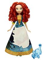 Кукла Мерида Принцесса Диснея меняет цвет платья Disney Princess Merida's Magical Story Skirt
