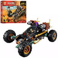 """Конструктор (Ninjago) 70589 ниндзяго """"Горный внедорожник"""" аналог Lego лего 443 деталей"""