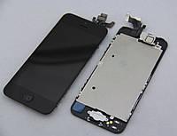 Дисплей в сборе для iPhone 5 черный/белый