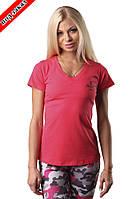 Футболка CLASSIC woman coral, фото 1