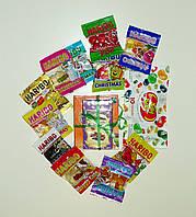 Набор-подарок Желейные бобы 3х видов+желейные конфеты Haribo, 14шт.