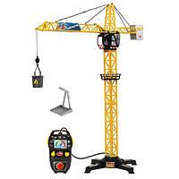 Игрушка Dickie Toys  Башенный кран на ДУ, высота 110 см