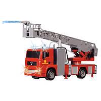 """Игрушка Dickie Toys  Пожарная машина """"Город"""" со звук., Свет. и звук., эффектами, 31 см"""
