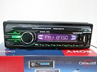 Автомагнитола Sony 1085 USB+SD+FM+AUX+пульт (4x50W), фото 1