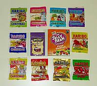 Подарочный набор Желейные бобы+желейные конфеты Haribo, 12 шт.