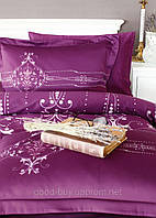 Комплект постельного белья Постельное белье Pierre Cardin Adora фиолетовый