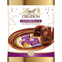 Шоколадные конфеты Lindt Creation Chokolate de Luxe, 90г
