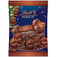 Шоколадные конфеты Lindt Nougat, 100г