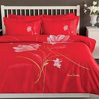 Комплект постельного белья Постельное белье Pierre Cardin Soulful красный