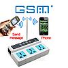 GSM розетка 3X