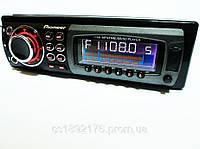 Автомагнитола Pioneer 1168 - USB+SD+AUX+FM (4x50W), фото 1