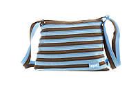 Подростковая сумка Medium, Turquise Blue & Spring Green ТМ ZIPIT Бирюзовый ZBD-15