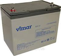 Аккумуляторная батарея AGM Vimar B70-12