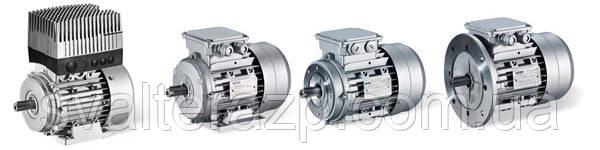 Асинхронные общепромышленные электродвигатели Lenze с независимым обдувом MDFQA