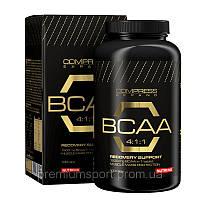 Аминокислоты, BCAA Nutrend Compress BCCA 100 tabs