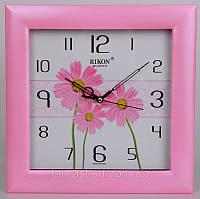 Часы настенные RIKON quartz 10951, кварцевые, размеры 28x28 см XKC /55
