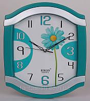 Часы настенные RIKON quartz 551, кварцевые, размеры 28x31 см XKC /54