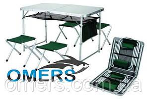 Набор туристический стол и стулья Ranger