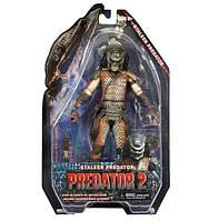 Фигурка Хищник Сталкер - Stalker Predator, Series 5, Neca