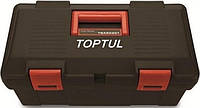 ✅ Ящик для інструменту 3 секції (пластик) 445(L)x240(W)x202(H)mm TOPTUL TBAE0301