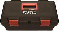 ✅ Ящик для инструмента 3 секции (пластик) 445(L)x240(W)x202(H)mm TOPTUL TBAE0301