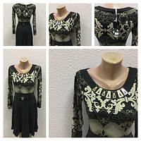 Новогодние женское платье оптом, фото 1