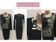Платье женское  новогодние оптом