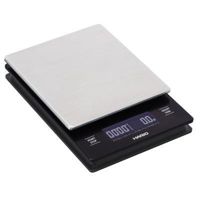 Ваги в металевому корпусі Hario V60 Stainless Drip Scales