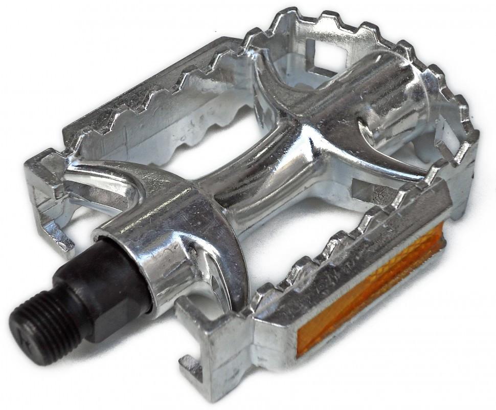 Педали NWL-979 серебро