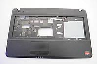 Корпус средняя часть верх Lenovo G555 тачпад кнопка