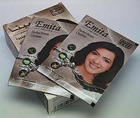 Хна для волос Chestnut (каштановая) 6 пакетов по 10мл HV-01 YRE