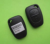 Renault - remote key 433Mhz 2 кнопки (PCF7946) до 2008 г.в.