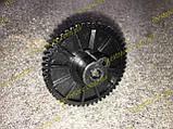 Шестерня моторедуктора стеклоочистителя Ваз 2101 2102 2103 2104 2105 2106 2107 старого образца с эксцентриком, фото 5