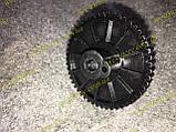 Шестерня моторедуктора стеклоочистителя Ваз 2101 2102 2103 2104 2105 2106 2107 старого образца с эксцентриком, фото 2