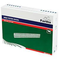 Шланг молочного фильтра 320 x 57mm, 200 шт.