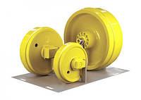 Направляющие (натяжные) колеса - ленивец HSW / DRESSER TD20E(S), TD20E(D), TD7C.E, TD8C.E , фото 1