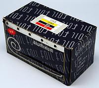 Фольга для мелирования в рулоне в коробке FL-02 YRE