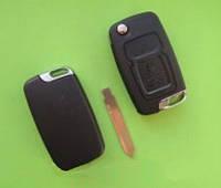 Geely - корпус выкидного ключа 2 кнопки