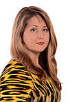 Сукня жіноча тепле з тигровим принтом ,пл 058 розмір 46 - 54, фото 3