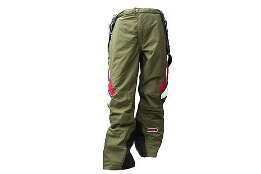 Мужские штаны Spyder Green АКЦИЯ -40%
