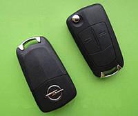 Opel - remote key 433Mhz 2 кнопки, HU100, PCF7946