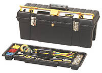 Ящик инструментальный 66см, метал.замок    STANLEY 1-92-850