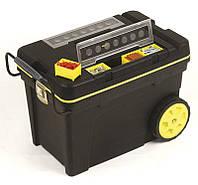 Ящик инструментальный с колесами 61,3 x 41,9 x 37,5см    STANLEY 1-92-904