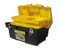Ящик инструментальный 49,5см с выдвижными полками мет/замок    STANLEY 1-92-911