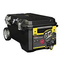 """Ящик пластмассовый с колесами """"FatMax® ProMobile JobChest™"""", 113 литров, (91 X 51.6 X 43.1см)  STANL"""