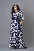 Платье женское мод 487 размер 50,52,54,56