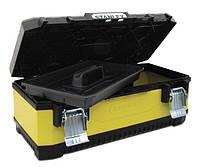 Ящик инструментальный   металлопластмассовый (66.2 X 29.3 X 29.5см)  STANLEY 1-95-614