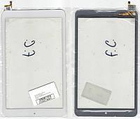 Тачскрин (сенсор) №134.2 ONDA (80701-0A52066C) (90380-005066D)205x121mm 6pin White