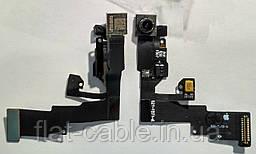 Шлейф 3G камера, микрофон и датчик приближения к уху для iPhone 6 (original)